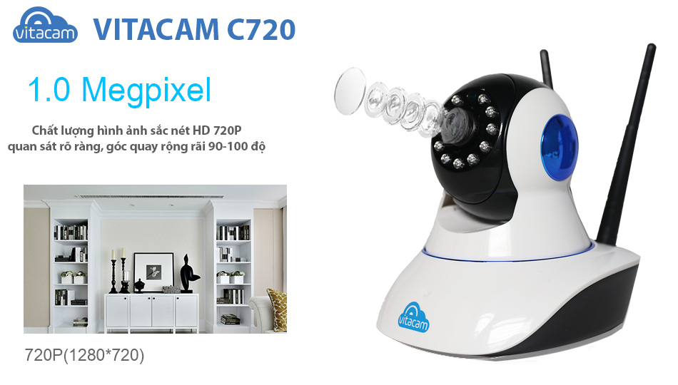 vitaccam C720