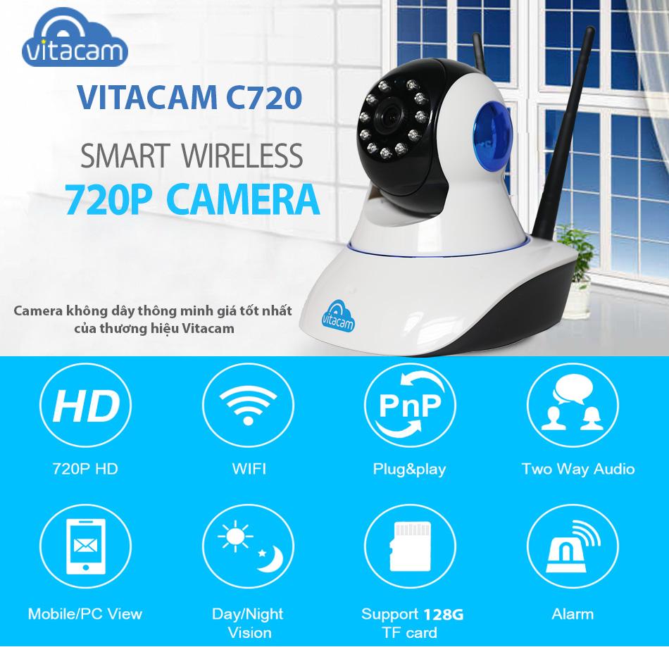 vitacam C720